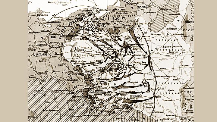 Почему Польша делает Россию виноватой за Вторую мировую войну геополитика