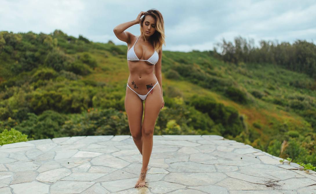 Иша Мари: девушка недели по версии Shnyagi.Net Девушки
