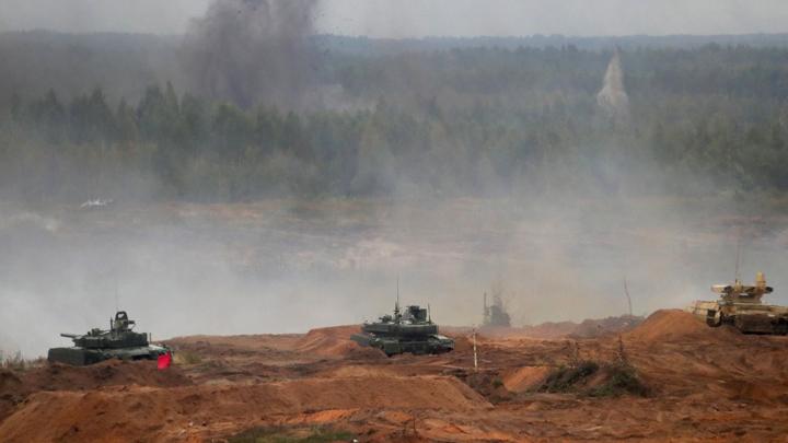 США: Россия не имеет права на военные учения и милитаризацию Крыма геополитика