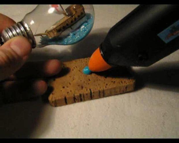 Новая жизнь старой лампочки очумелые ручки