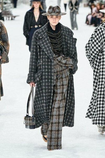 Прощай, Кайзер - 8 трендов, которые завещал нам Карл Лагерфельд в своей последней коллекции для Chanel коллекции