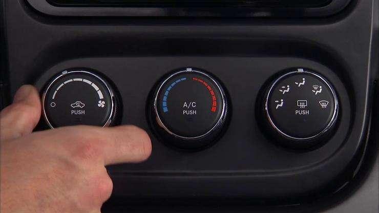 Какая температура в салоне машины считается наиболее комфортной и безопасной климат-контроль