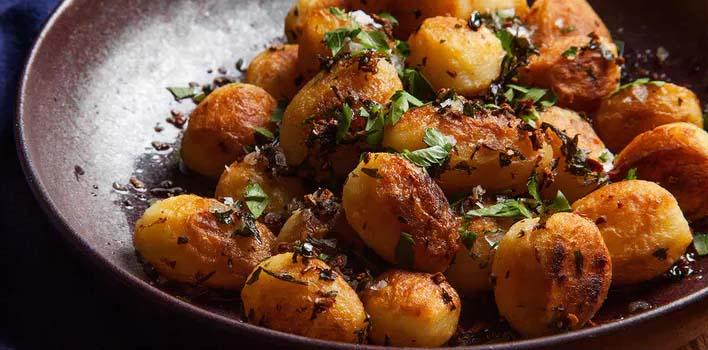 Крестьянская картошка: 4 максимально простых в приготовлении рецепта рецепты