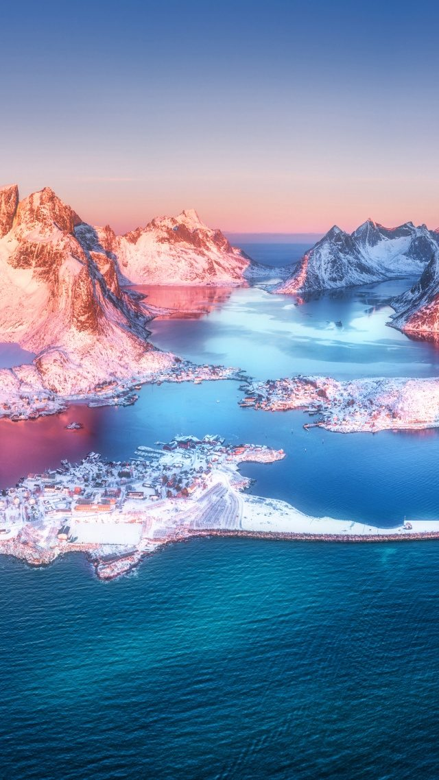 Фантастические места нашей планеты