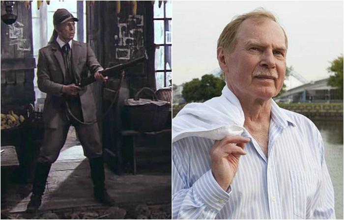 Актёры из приключенческого фильма «В поисках капитана Гранта» через годы после съёмок