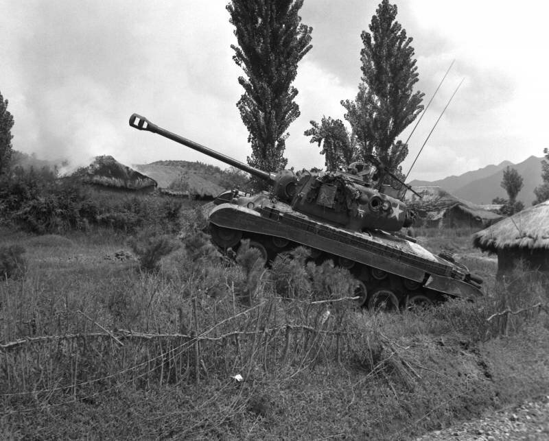 Рассказы об оружии. М26 «Першинг». Генерал, который почти успел на войну
