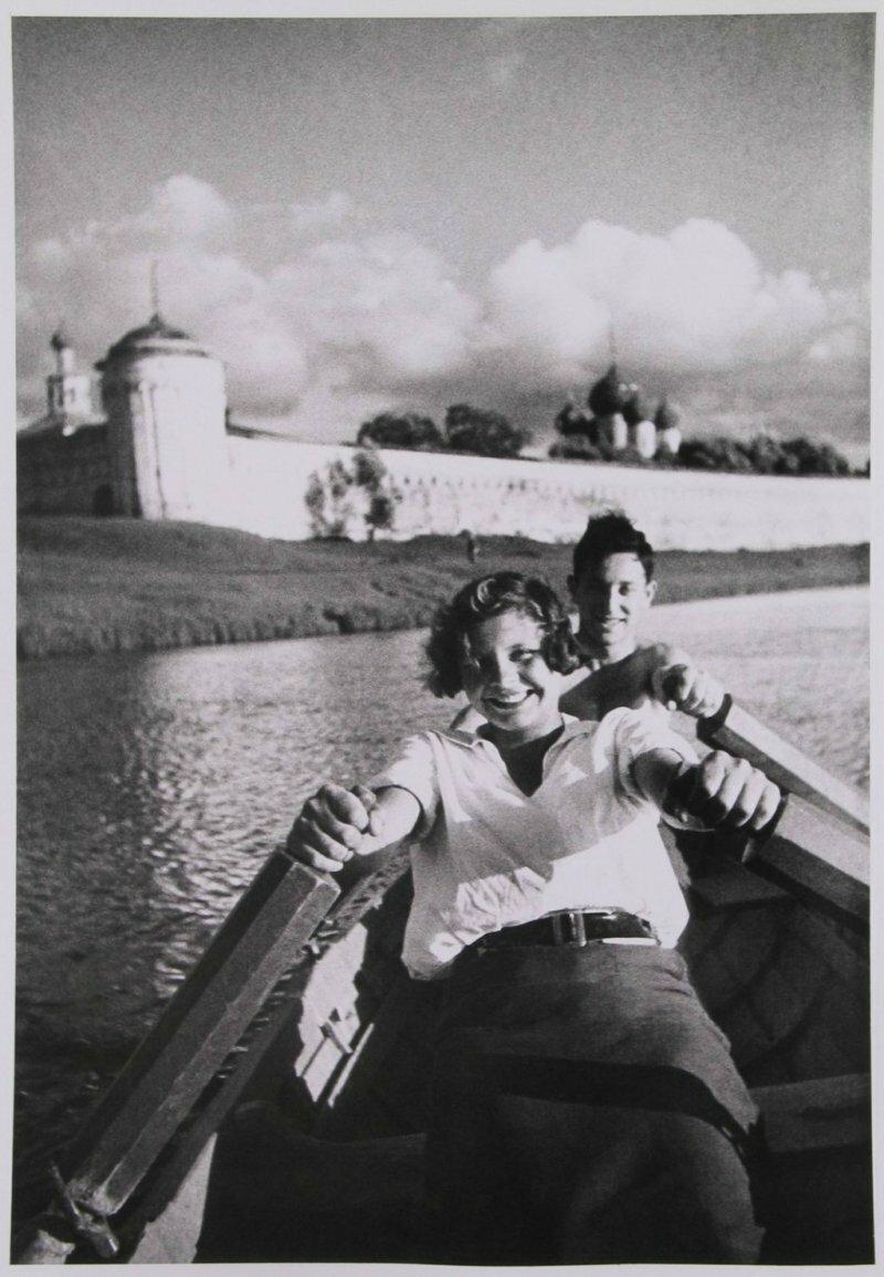 Советская эпоха в фотографиях Маркова-Гринберга фотография