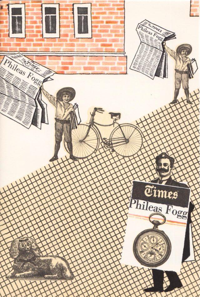 Фантастические иллюстрации Адольфа Хоффмайстера