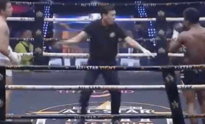 Самоуверенный украинский боец вышел против короля муай-тай бокс