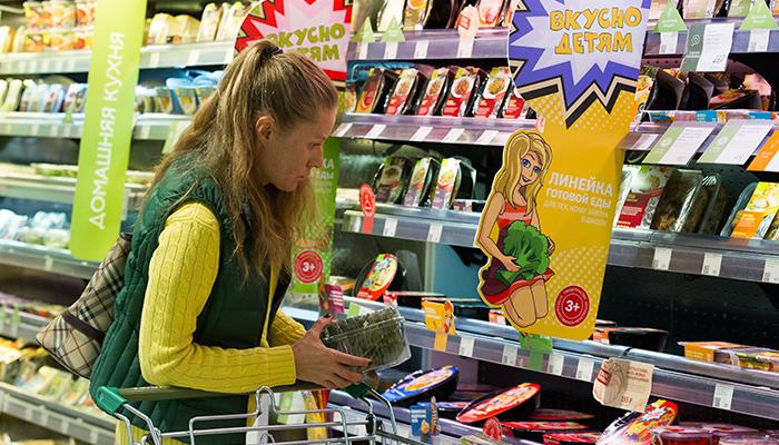 Просрочка для бедных: Как пытаются решить продовольственную проблему россия