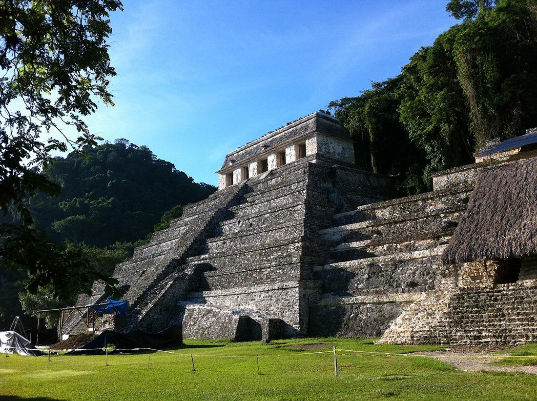Древние храмы майя: 10 самых красивых культовых сооружений легендарной цивилизации авиатур