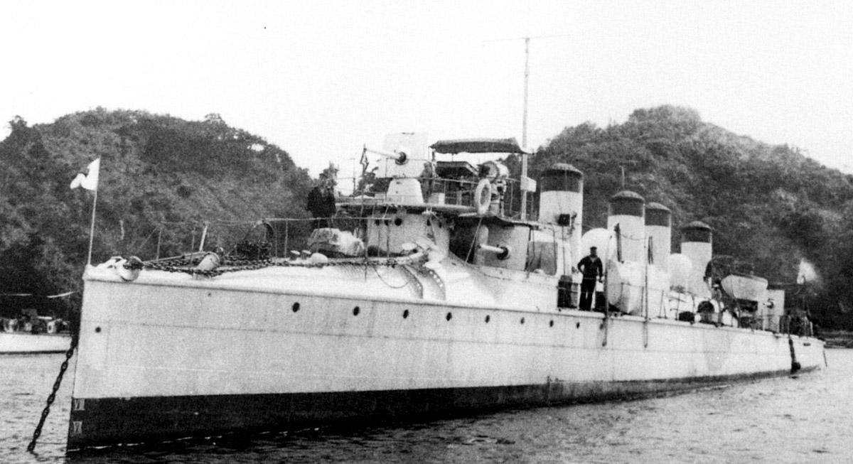 Герои дрались до последнего: бой русского эсминца