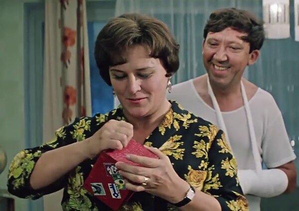 Топ-пять ужасных тёток советского кино девушки