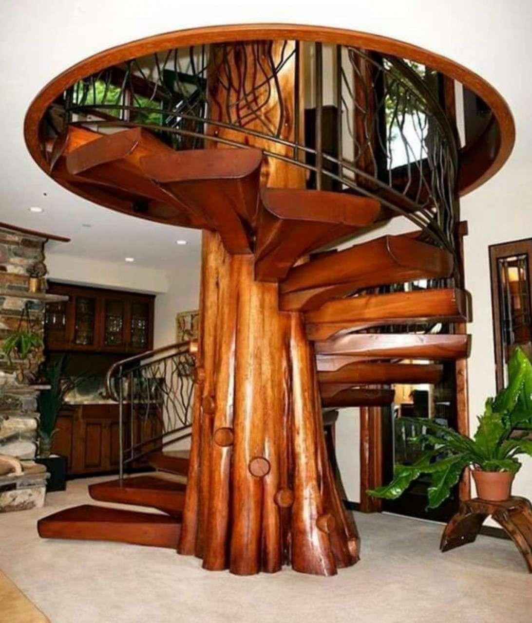 Идеи для Вашей лестницы. Часть 1. лестница