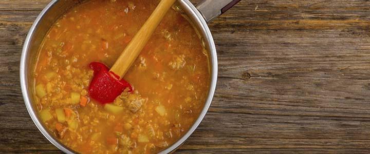 Чечевичный суп – 6 рецептов на любой вкус еда,пища,рецепты, кулинария