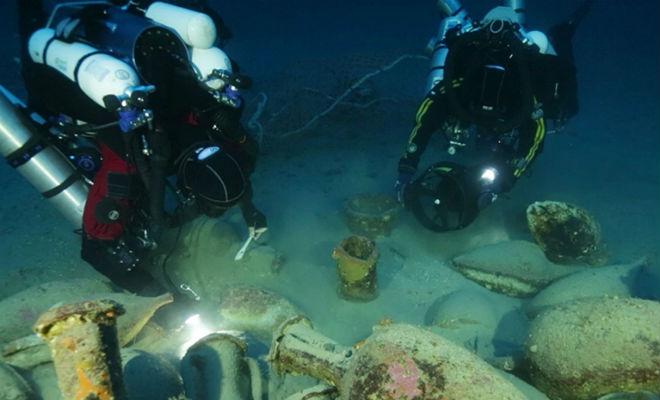 Затонувший корабль-призрак, который засекретили в СССР золото