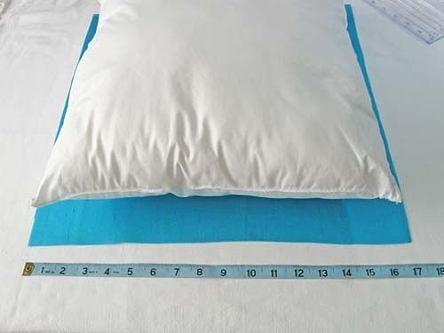 Как сшить идеально сидящую наволочку на подушку наволочка
