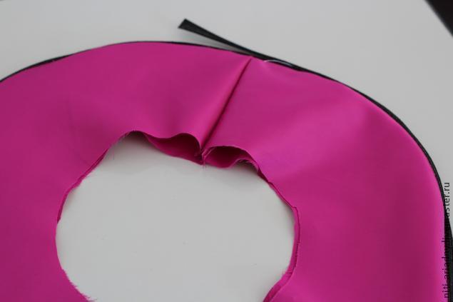 Создаем летнюю шляпку из ткани женские хобби