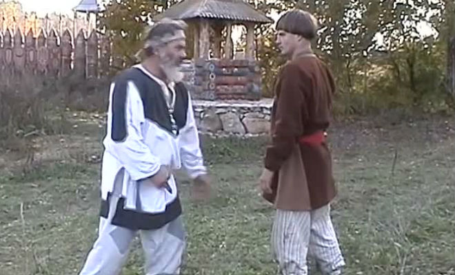Хранитель: русский рукопашный бой боевые искусства