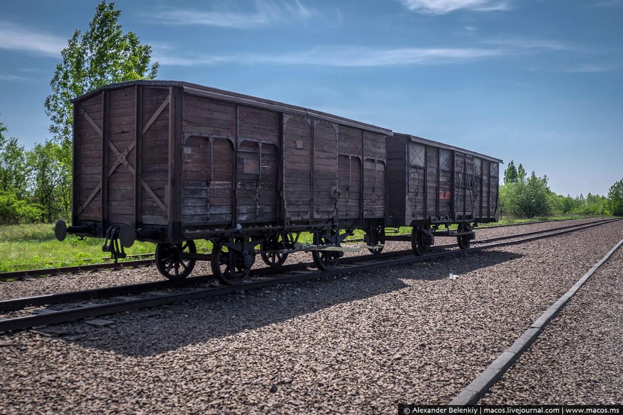 Реновация Освенцима : кто и как живёт в бывших бараках лагеря смерти лагерь смерти