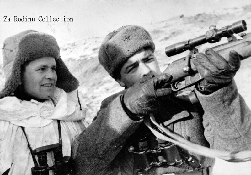 Снайпер Василий Зайцев: как флотский писарь стал героем Сталинграда