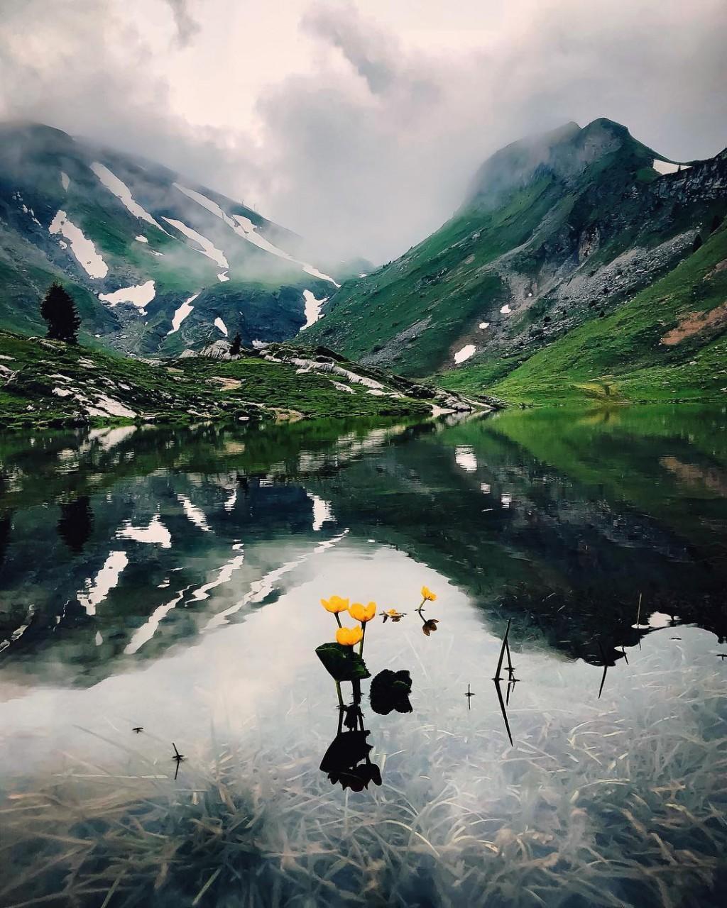 Замечательные приключенческие и пейзажные снимки Даниэля Шифферли
