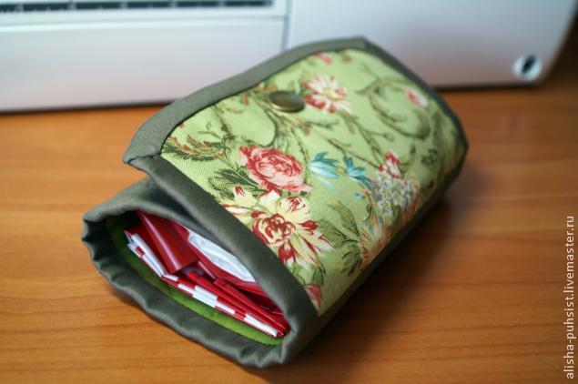 Пакетница в сумку пакетница