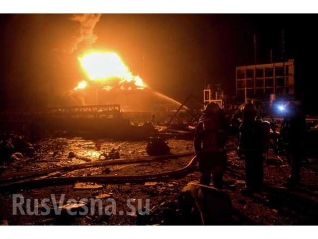 Чудовищный взрыв в Китае: 700 убитых и раненых геополитика