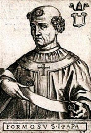 Трупный синод: какмёртвый Папа Римский Формоз подтрибунал попал Интересное